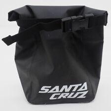 Santa Cruz Roll Top Bicycle Dry Bag 2.5L (Black)