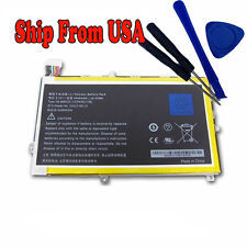 """For Amazon Fire HD X43Z60 7"""" Battery 3.7V 16.43Wh S2012-001-D 2nd Generation USA"""