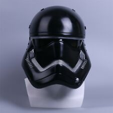 Cosplay Star Wars Helmet The Force Awakens Stormtrooper Helmet Handmade Black