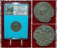 Ancient Roman Empire Coin Of PROBUS Providentia On Reverse Antoninianus