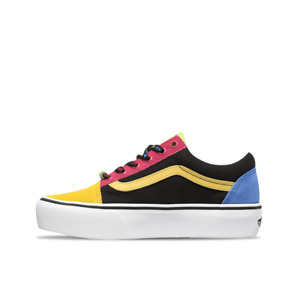 Old Skool Platform Vans Beads - Multicolor