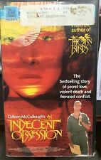 An Indecent Obsession (VHS) 1985 Australian thriller stars Wendy Hughes