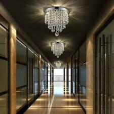 Flush Mount Lighting Hallway Ceiling Light Crystal Pendan Light Chandelier