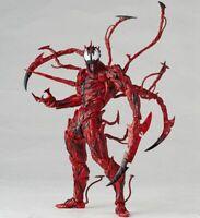 Red Venom Marvel Figure Man Legends Spider Action Toy Baf Series 6  Spiderman