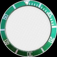 Ghiera Rolex Submariner Verde  inserto green bezel aftermarket 16610LV Alpha