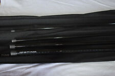 Im6 12ft 6/7wt 4 Sections Spey Fly Rod Blank (Transparent Black)