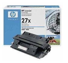 Original HP tóner LaserJet 4000 4050 4050 n 4050tn-c4127x 27x Cartridge nuevo