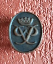 COLLECTABLE PIN ENAMEL BADGE. DUKE OF EDINBURGH AWARD SCHEME,  BRONZE