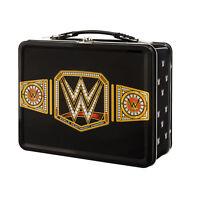 WWE WORLD HEAVYWEIGHT CHAMPIONSHIP BELT LUNCHBOX NEW