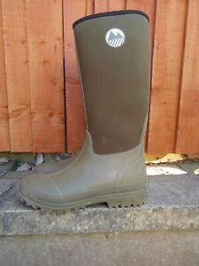 Lakeland Active Women's Rydal Neoprene Wellington Boots Size UK 9 EU 43