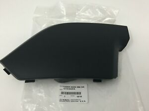 2008-2009 Subaru Outback Front Bumper Cover Tow Eye Cap NEW 57731AG97A Genuine