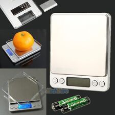 500g x 0.01g Digital Jewelry Precision Scale w/ Trays Counting ACCT-500 .01 g