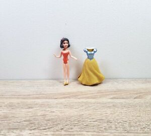 Disney Princess MagiClip Magic Clip Doll Snow White Dress