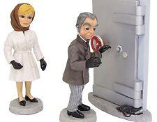 Robert Harrop Thunderbirds Lady Penelope And Parker Vault Of Death Set Ltd 250