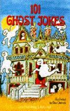 101 Ghost Jokes, Hall, Katy, Eisenberg, Lisa, 0590418114, Book, Acceptable