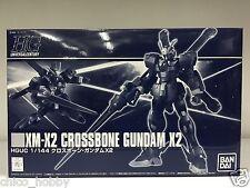 Premium Bandai 0207974 High Grade HGUC HG 1/144 XM-X2 Crossbone Gundam X2 Japan