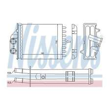Fits Ford KA MK2 1.2 Genuine Nissens Heat Exchanger Interior Heater Matrix