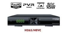 ARIVA 154 Combo, H.265, DVB S2, DVB T2, DVB C, HD Media Player, WEB Services