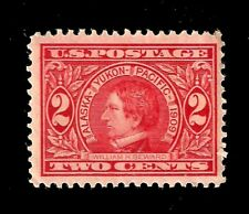 US 1909 SC # 370  2 c William Seward - Mint NH- Crisp Color - Centered