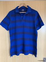 Joules Mens Polo Shirt XL Stripy Casual Filbert Summer Holiday Everyday Cotton