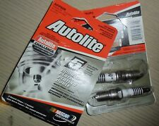Lot of 4 Autolite Spark Plugs ~ APP606  ... replaces ACDelco 41-940, 41-942