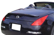 PAINTED REAR WING SPOILER FOR A NISSAN 350Z CONVERTIBLE FACTORY STYLE  2003-2008