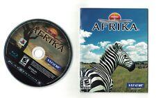 PS3  AFRIKA Safari game  NTSC USA PLAYSTATION  SONY natsume