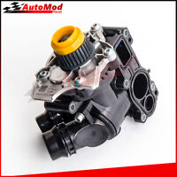 for Audi A3 A4 Water Pump Thermostat Kit Q5 TT Roadster 2.0L 1.8L TFSI 06H121026