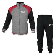 Tuta Homewear Uomo EVERLAST Cotone Felpato Full Zip Art.31005