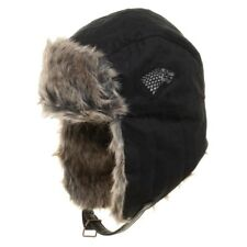 7a3fd1e611096 Game Of Thrones House Of Stark Faux Fur Trapper Winter Hat Nwt