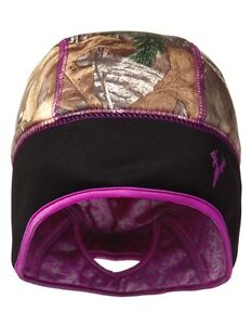 Hot Shot Realtree Xtra Camo Ladies Stratosphere Stocking Hat Beanie - Ponytail