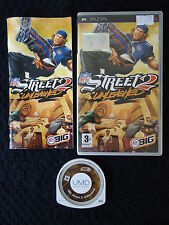 NFL Street 2: Unleashed Sony PSP Complete with Manual American Football/Soccer