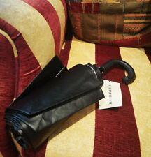 Burberry Trafalgar Heritage Umbrella Black