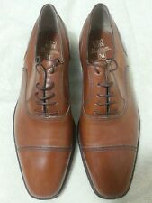New Bruno Magli Italy leather shoes Mens size 42.5