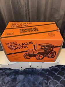 Deutz-Allis1/16 diecast metal farm tractor replica collectible Vintage Awesome🤩
