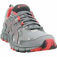 ASICS Gel-Scram 4  Casual Running  Shoes - Grey - Womens