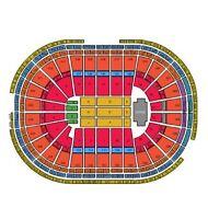 Eric Church Private VIP area Front Row tickets 2/1/19 TDGarden Boston Feb 1.