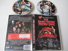 The Rocky Horror Picture Show avec Tim Curry, 2DVD, Comédie/Horreur, RARE!!!