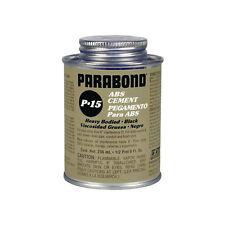 Parabond 76227 ABS Cement - Black Medium Body