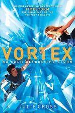 Tempest 2: vortex by Julie Cross (Paperback) Book. New
