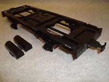 LGB 3000 SERIES 2 AXLE ROLLING STOCK MAIN FRAME W/TANK & BUFFER PARTS SET 5 PCS!