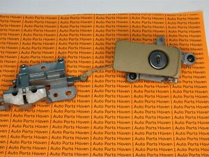 03-07 Honda Accord - Glove Box Door Glove Box Latch Tan Handle Lock NO KEY
