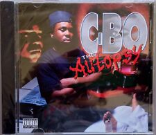 C-Bo - The Autopsy CD SEALED NEW / 1999 REPRESS Dual Commitee, Pizzo [PA]