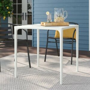 "28"" White Plastic Tables - Never Opened"