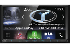 KENWOOD DNX-7170DABS 2-DIN Naviceiver CarPlay USB Digitalradio Android Auto DVD