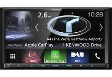 KENWOOD DNX-7170DABS 2-DIN Naviceiver CarPlay USB Digitalradio Android Auto DVD