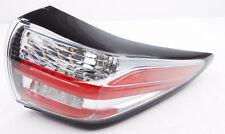 OEM Nissan Murano Right Passenger Quarter Tail Light Tail Lamp 26550-5AA0A