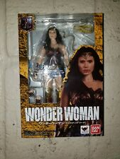Bandai Tamashii Nations S.H. Figuarts Wonder Woman Justice League Figure NEW