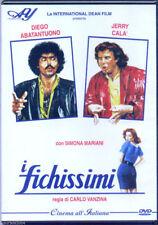 I fichissimi (1981) DVD NUOVO Diego Abatantuono. Jerry Calà. Mauro Di Francesco