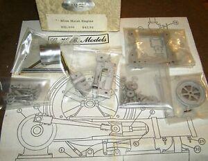 O Scale On3 On30 CHB BROMMER  MINE HOIST Kit  HE-950  Appears Complete  Orig Box